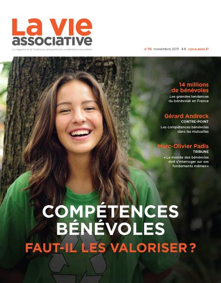La Vie Associative - 16 - Compétences bénévoles