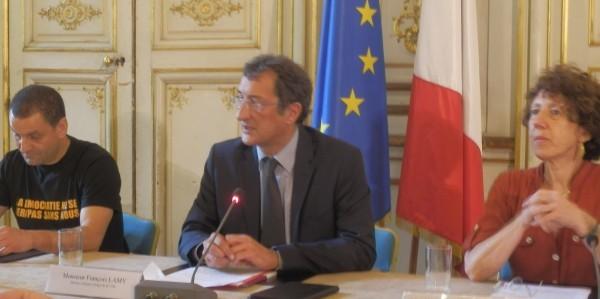 Remise du rapport Bacqué-Mechmache : Citoyenneté et pouvoir d'agir dans les quartiers populaires