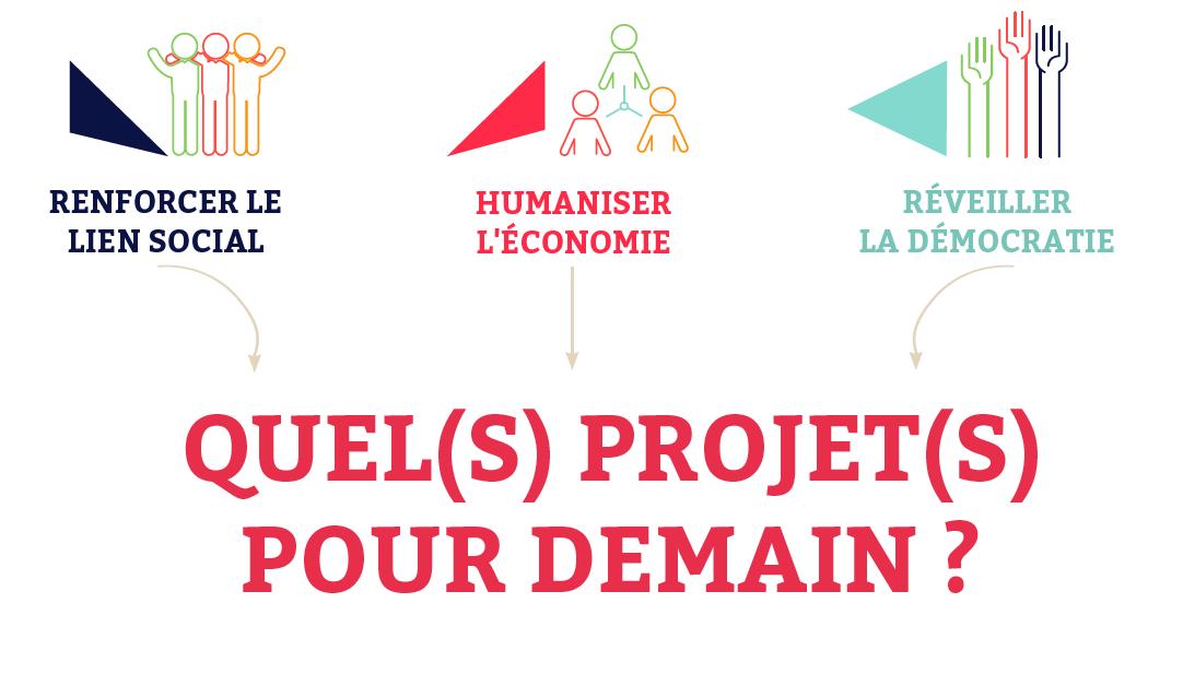 «Le Mouvement associatif : propositions et réponses de candidats» / La lettre de l'économie sociale