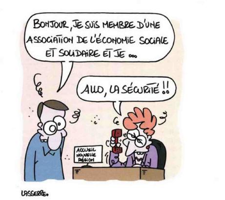 «Nouvelles régions : les associations s'inquiètent» / Associations Mode d'Emploi
