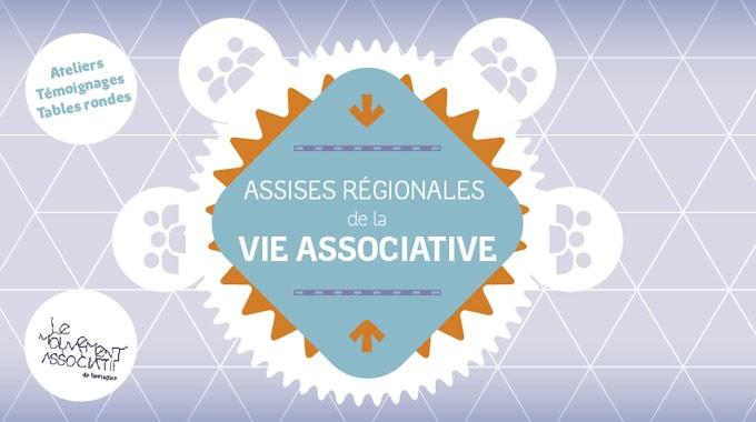 Assises régionales de la vie associative en Bretagne