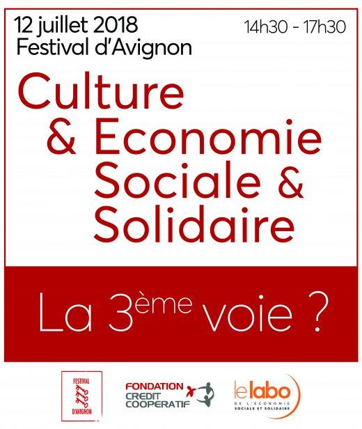 [Rencontre] Culture & Economie Sociale & Solidaire : la troisième voie ?