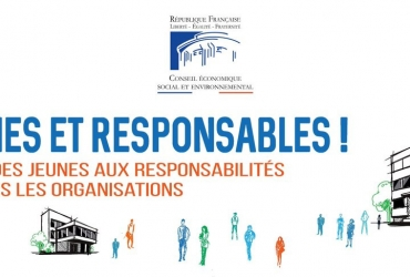 Le Mouvement associatif est signataire de l'appel du CESE pour favoriser l'accès des jeunes aux responsabilités