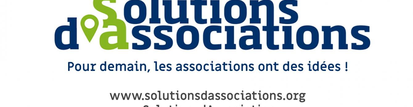 Solutions d'Associations: La presse en parle!