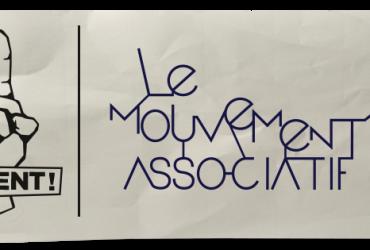 Le Mouvement associatif répond présent à l'appel des solidarités !