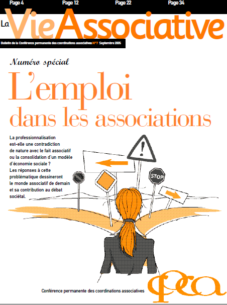 [N°7] : L'emploi dans les associations