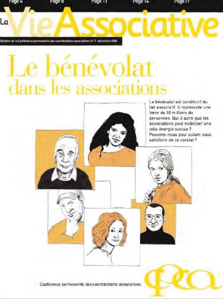 [N°8] : Le bénévolat dans les associations