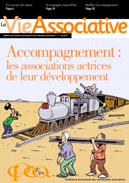 [N°15] : Accompagnement: les associations actrices de leur développement