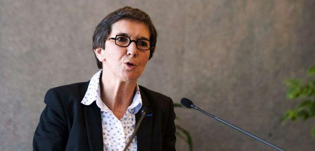 Valérie Fourneyron, nouvelle ministre des Sports