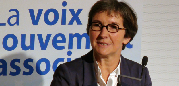 """Valérie Fourneyron : """"Le Mouvement associatif est un partenaire incontournable"""""""