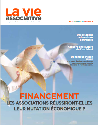 [N°19] : Financement: les associations réussiront-elles leur mutation économique ?