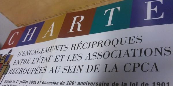 Charte des engagements réciproques: Le Mouvement associatif compose une délégation associative plurielle
