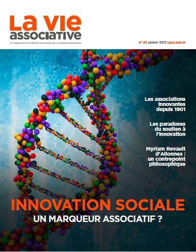 [N°20] : Innovation sociale, un marqueur associatif?