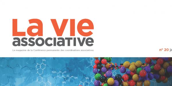 """Consulter le magazine """"La Vie associative"""""""