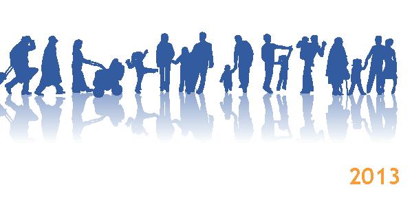 UNAF : les chiffres clefs de la famille 2013