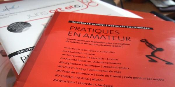 Pratiques en amateur : publication de la COFAC en partenariat avec JURISEditions