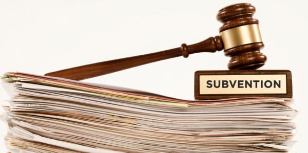 Un formulaire unique de demande de subvention