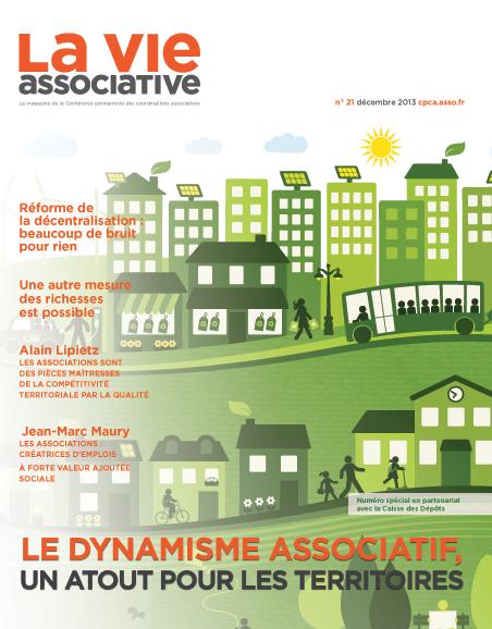 Le dynamisme associatif : un atout pour les territoires – n°21