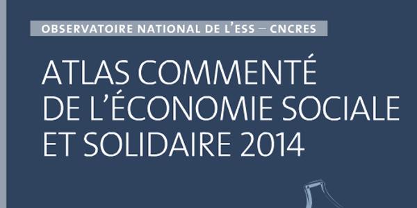 """Publication de """"l'Atlas de l'ESS 2014"""""""