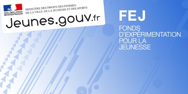 Appel à projets du FEJ (Fonds d'Expérimentaiton pour la Jeunesse)