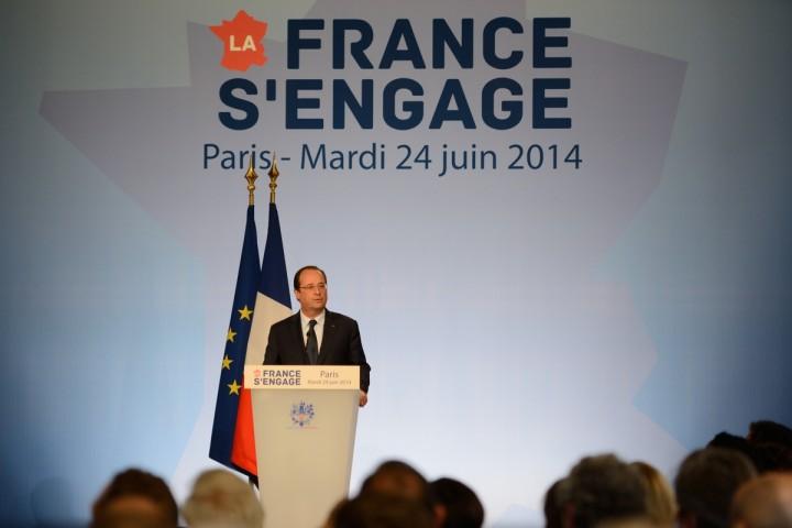 La France s'engage : Communiqué du Mouvement associatif