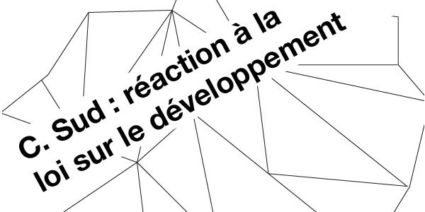 Loi sur le développement : réaction de Coordination Sud