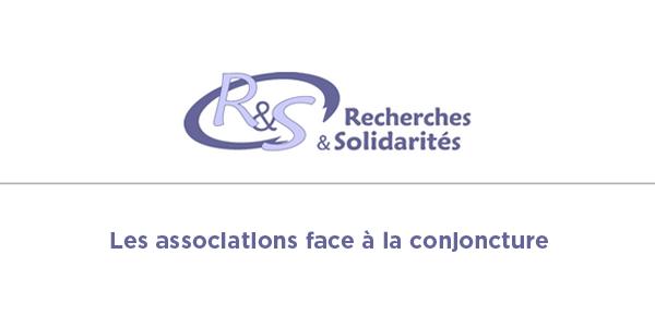 Parution du panorama semestriel « Les associations face à la conjoncture » de Recherches et Solidarités