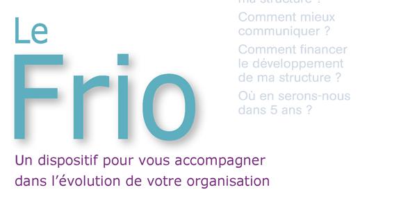 Le FRIO : accompagner les ONG dans leur développement