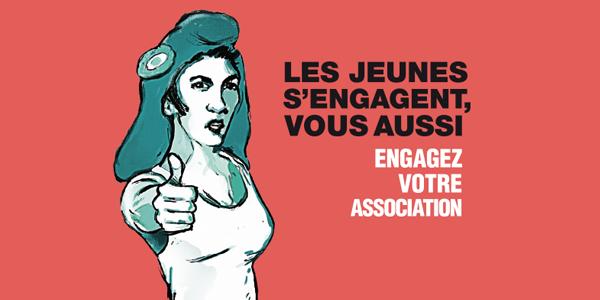 Service civique : engagez votre association !