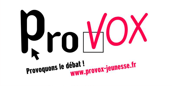 Lancement du site PROVOX