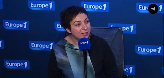 Nadia Bellaoui : «Pour un service civique volontaire pour tous» / Europe 1
