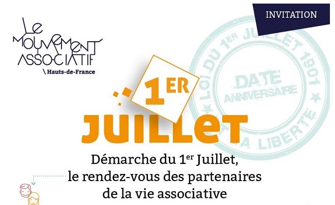 Le Rendez-vous des partenaires de la vie associative en Hauts-de-France