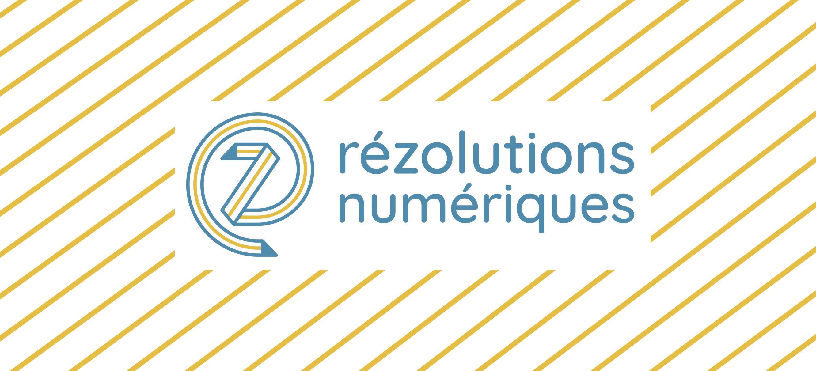Webinaire Rezolutions numériques