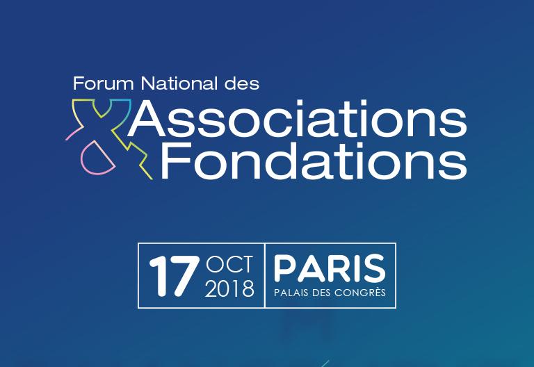Le Mouvement associatif présent au FNAF 2018