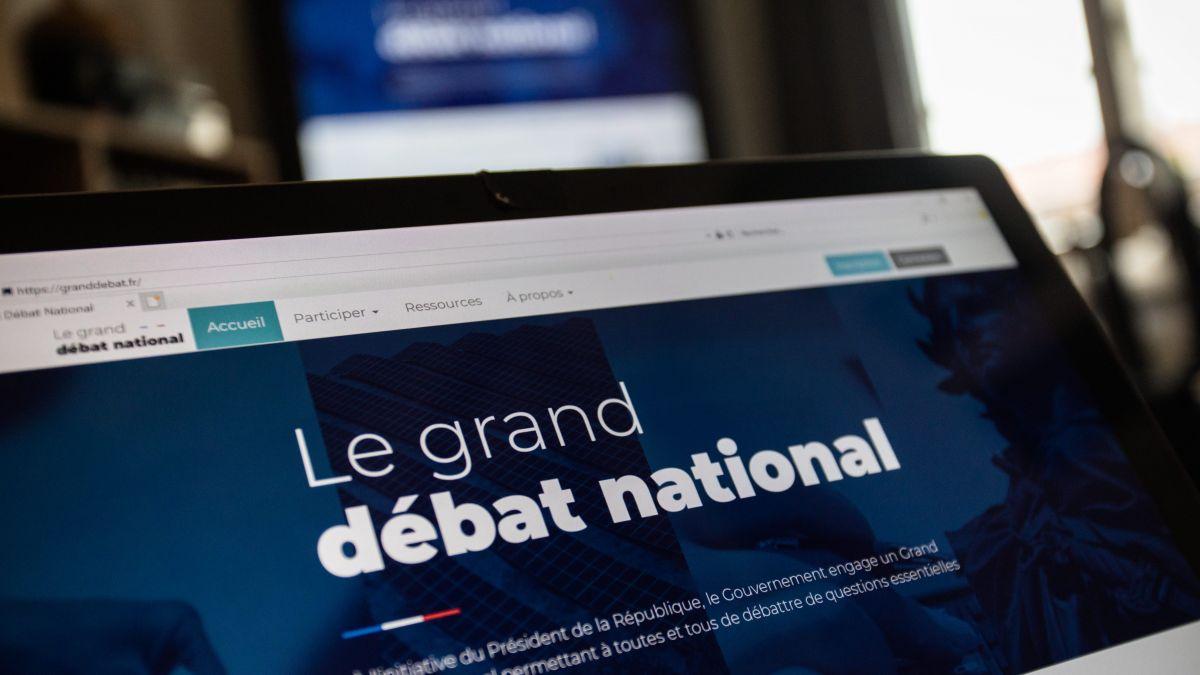 Grand débat : pour un véritable rendez-vous démocratique
