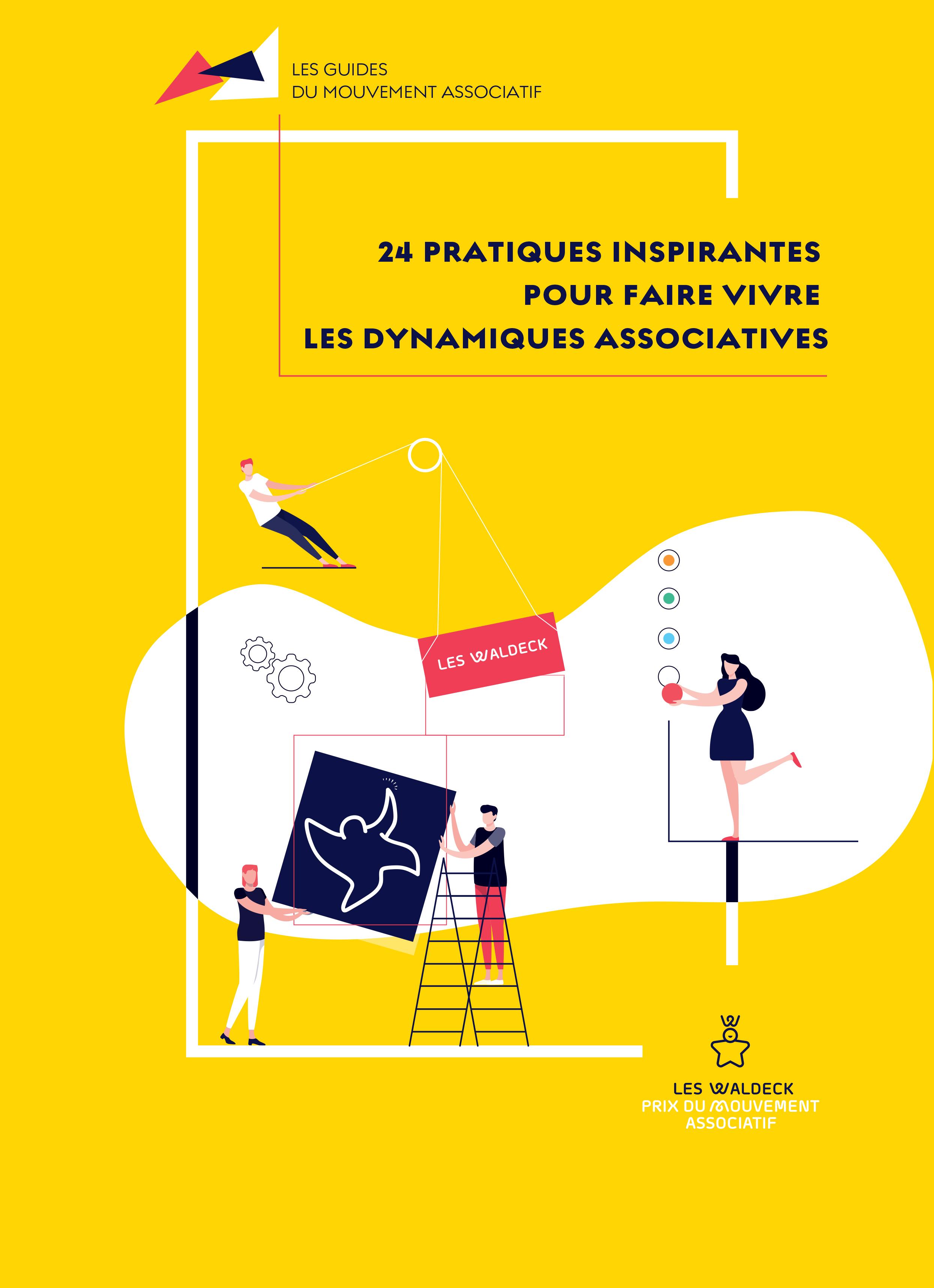 24 pratiques inspirantes pour faire vivre les dynamiques associatives