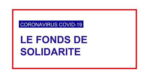 Accès au fonds de solidarité : parution du décret