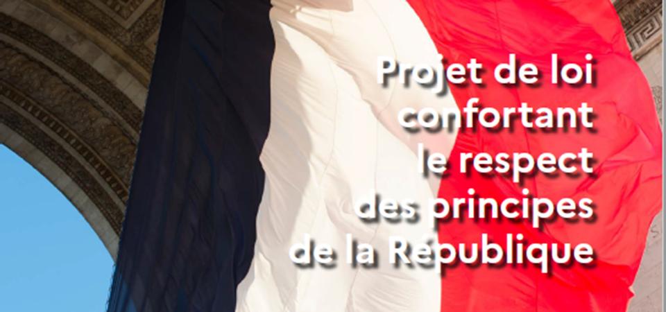 Examen du projet de loi Principes de la République : mobilisation des associations