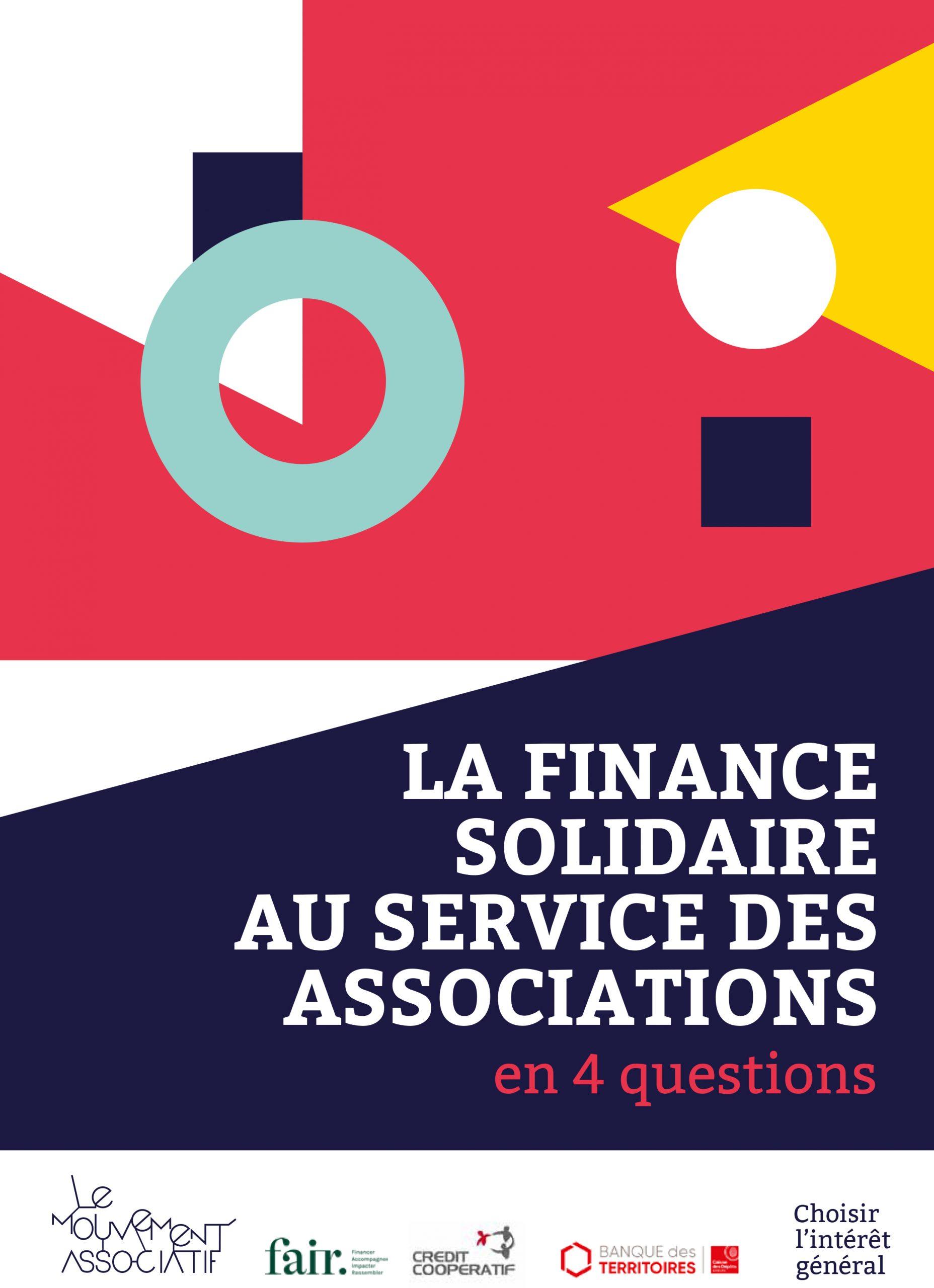 La finance solidaire au service des associations