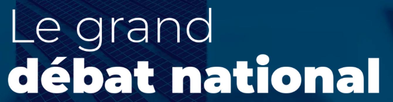 Grand débat national : contribution du Mouvement associatif