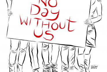 Pas un jour sans nous