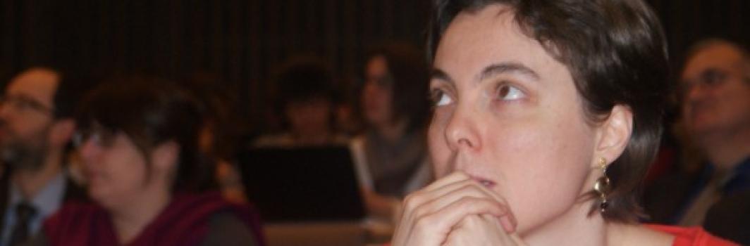 """Fanny Gérôme : """" L'évaluation de la situation économique et financière des associations apparait comme un enjeu majeur"""""""