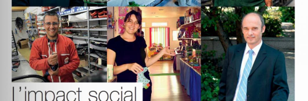 Découvrez la première étude de France Active sur son impact social