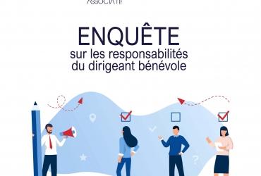 Responsabilités du dirigeant bénévole : les résultats de l'enquête