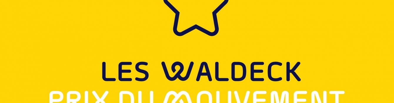 Lancement des WALDECK, Prix du Mouvement associatif