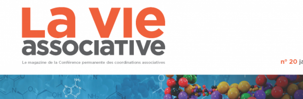 "Consulter le magazine ""La Vie associative"""