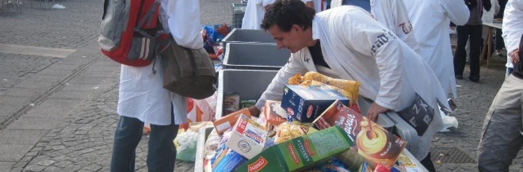 Croix Rouge, Banques Alimentaires, Restos du Cœur et Secours populaire mobilisés pour sauver le Programme européen d'aide aux plus démunis