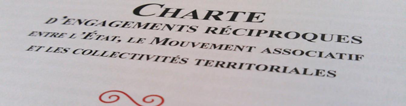 Signature d'une nouvelle charte des engagements réciproques en Bretagne