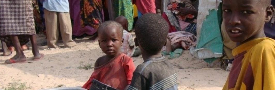 Alerte crise alimentaire dans la Corne de l'Afrique