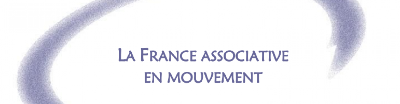 La France associative en mouvement – édition 2017